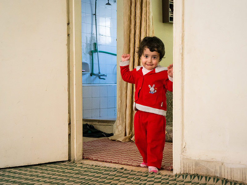 Struggle: A way of life for Syrian refugees