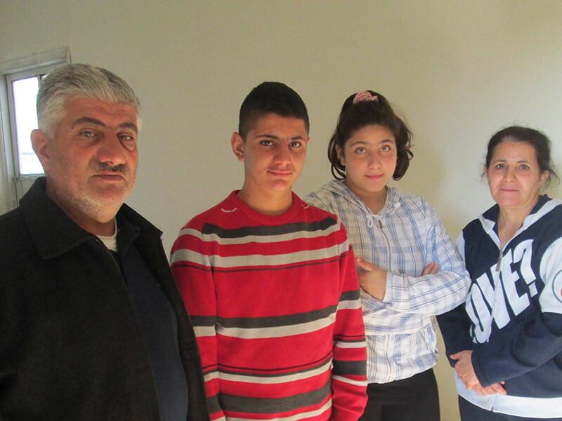 New Sponsorship! Provide food for struggling Syrian refugees