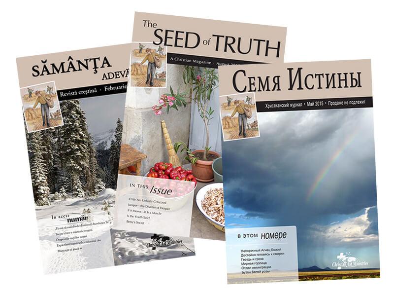 Christian Family Magazines