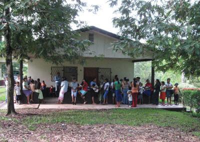 About, Balm of Gilead Clinic, Waslala, Nicaragua