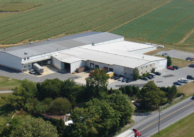 About, Distribution center and meat canning facility, Ephrata, Pennsylvania,