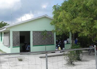 About, Joshua Memorial Clinic, La Source, Haiti