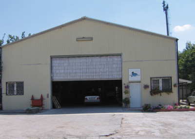 About, Warehouse, Chisinau, Moldova