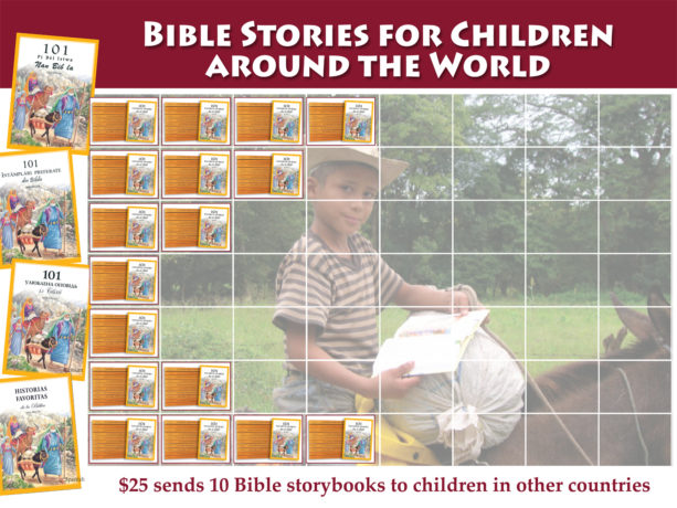 Bible Stories for Children around the World