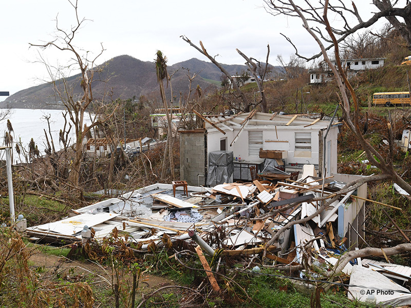 Puerto Rico in survival mode
