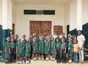 Christian Schools for Liberian Children
