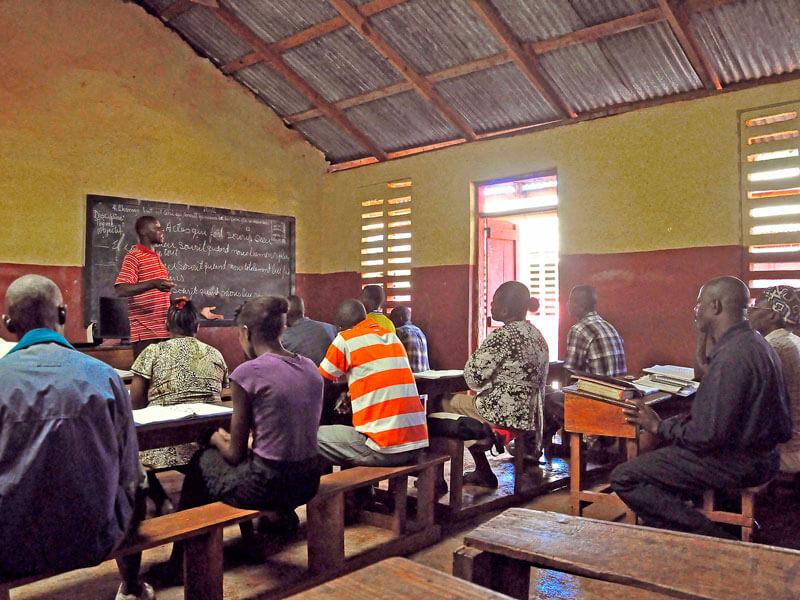 Churches, Pastor, Teaching, Haiti