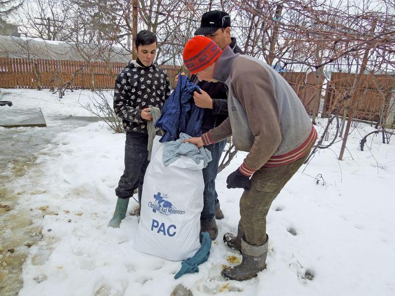 Clothing, Ukraine