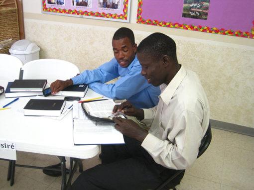 Biblical Discipleship Centers