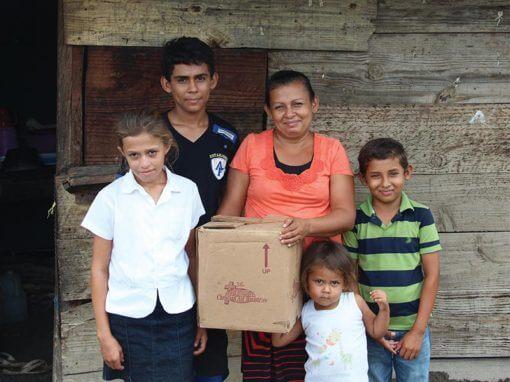 Nicaragua-Adopt-a-Family