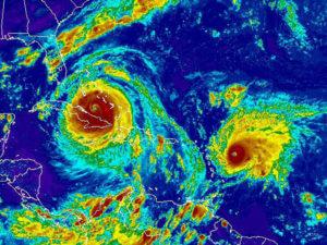 Dangerous Hurricane Irma Approaches Florida