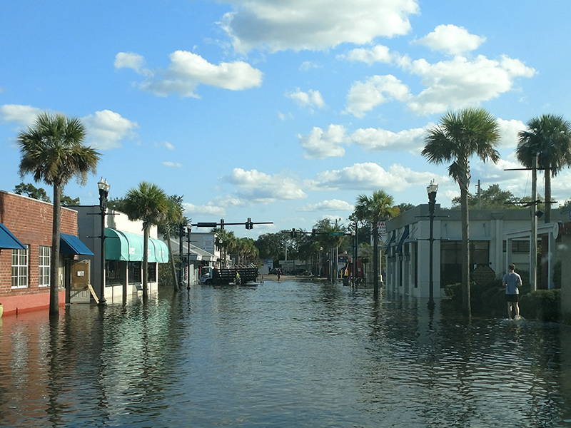 Rapid Response teams investigate needs in Florida