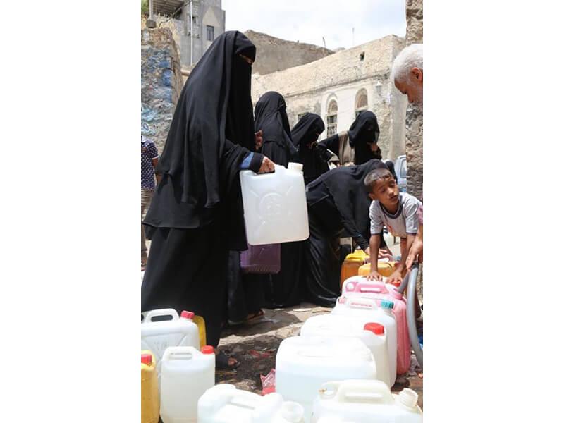 Yemen - The Suffering Intensifies