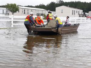 Hurricane Florence Brings Record Rainfall to the Carolinas
