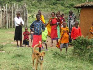Kenyan Girl, Kenya, Girl