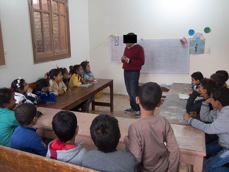 Children, Egyptian Schoolchildren, Egyptian children
