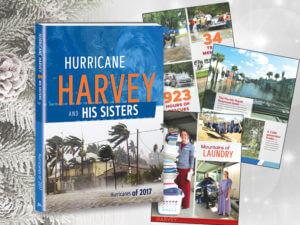 Hurricane Harvey, Maria, Irma