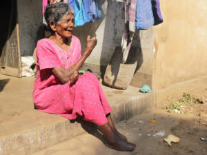 Leprosy—a terrible disease (Children's Story)