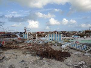 Hurricane Dorian Devastates the Bahamas