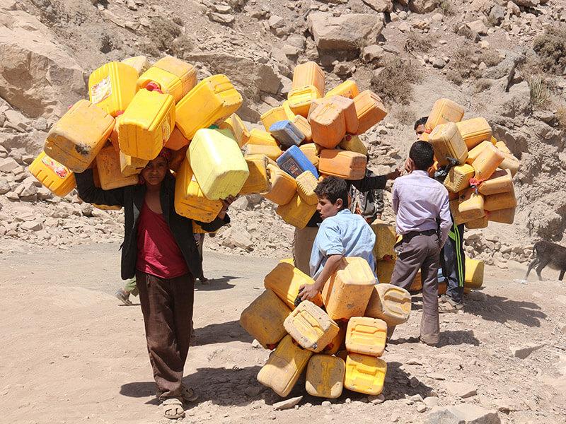 War-Torn Yemen, War-Torn Yemen
