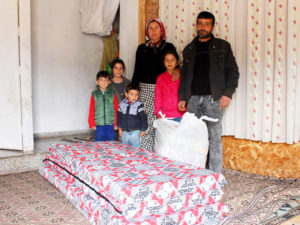 Refugees Face another Difficult Winter