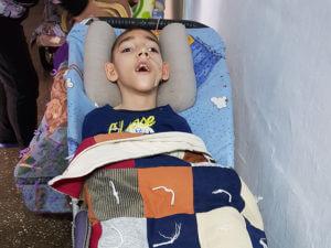 warm comforter, Christian Aid Ministries