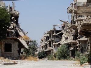 War in Syria, Christian Aid Ministries