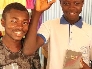 God's light, Christian Aid Ministries