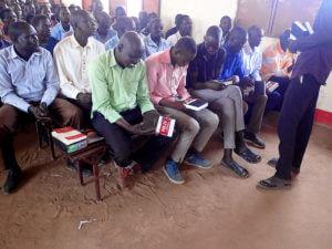 God's Word to South Sudan, Christian Aid Minstries