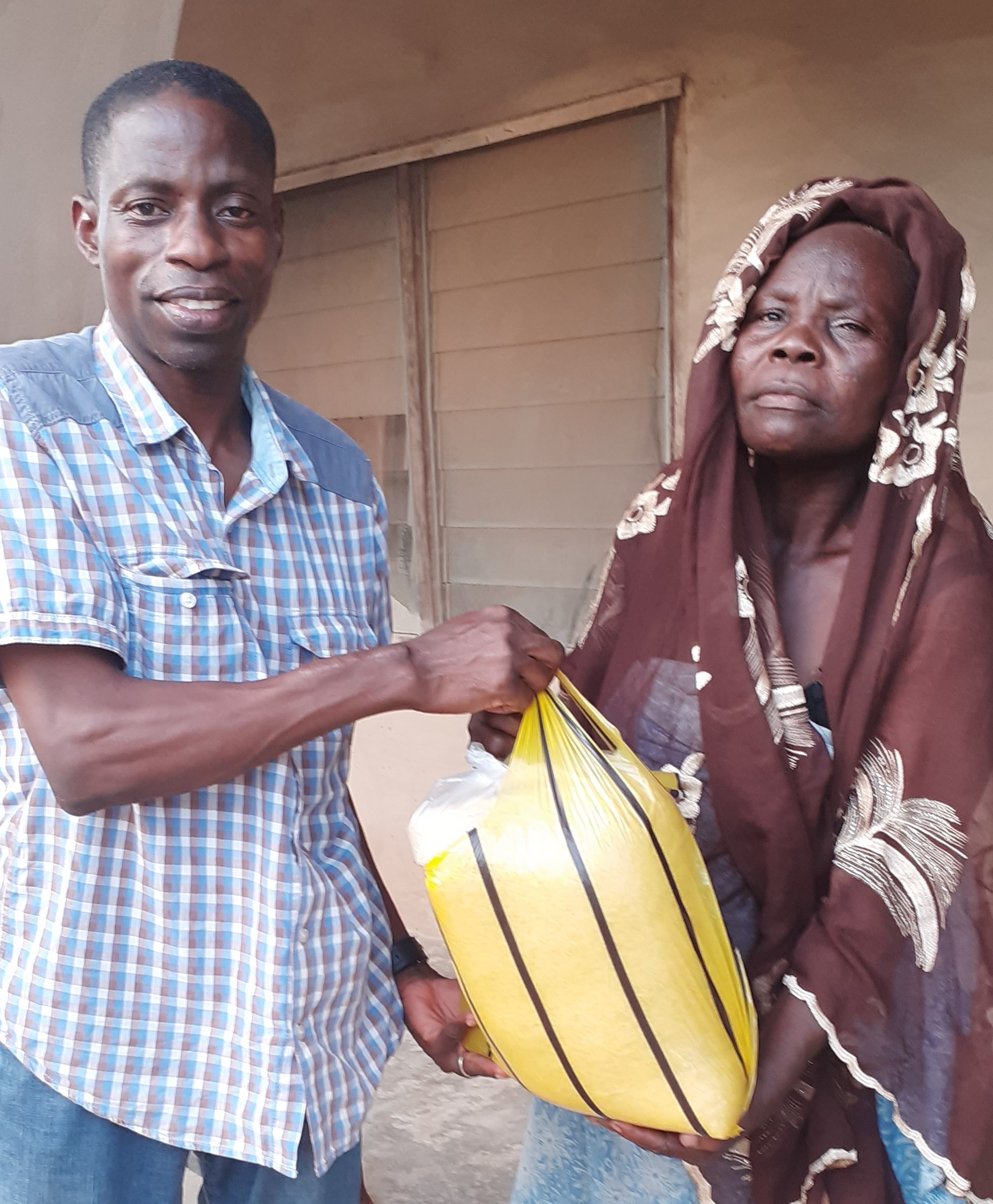 Food for Nigerians, Christian Aid Ministries, Covid-19, Coronavirus