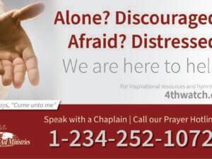 Covid-19, Christian Aid Ministries