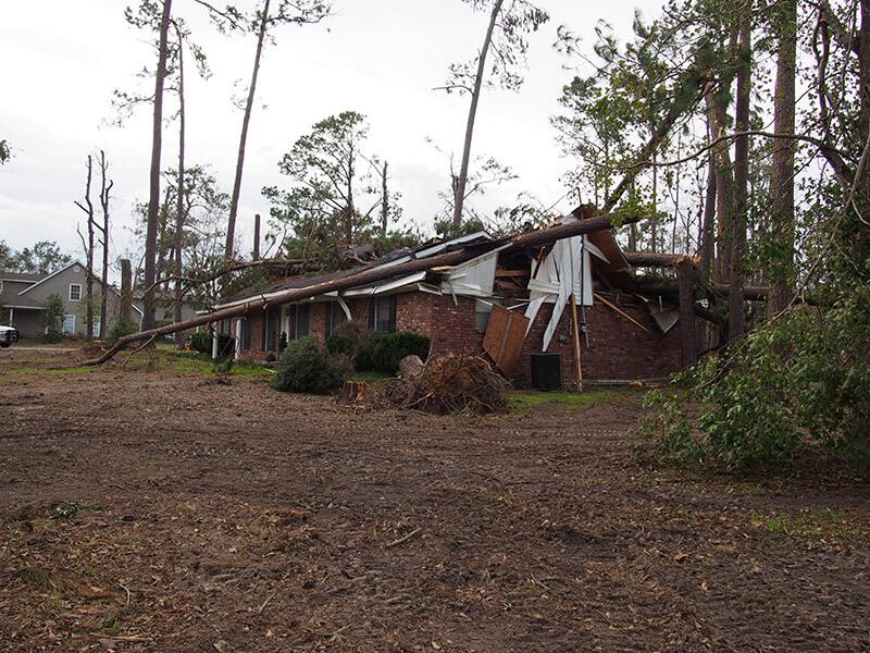 Hurricane Laura, Christian Aid Ministries