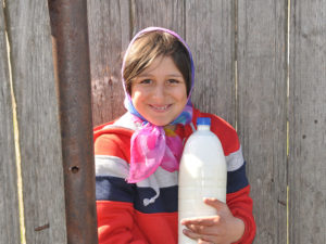 gift of milk, Christian Aid Ministries