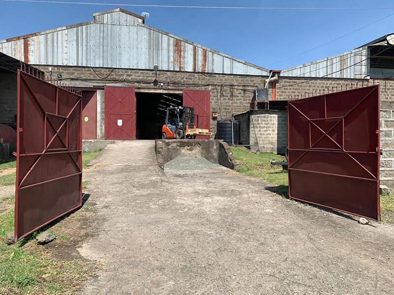 Warehouse, Kenya