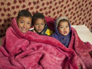 Blankets for the Poor, Coronavirus Crisis Care—Blankets, Christian Aid Ministries