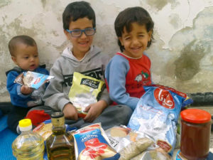 suffering Syrians, Christian Aid Ministries
