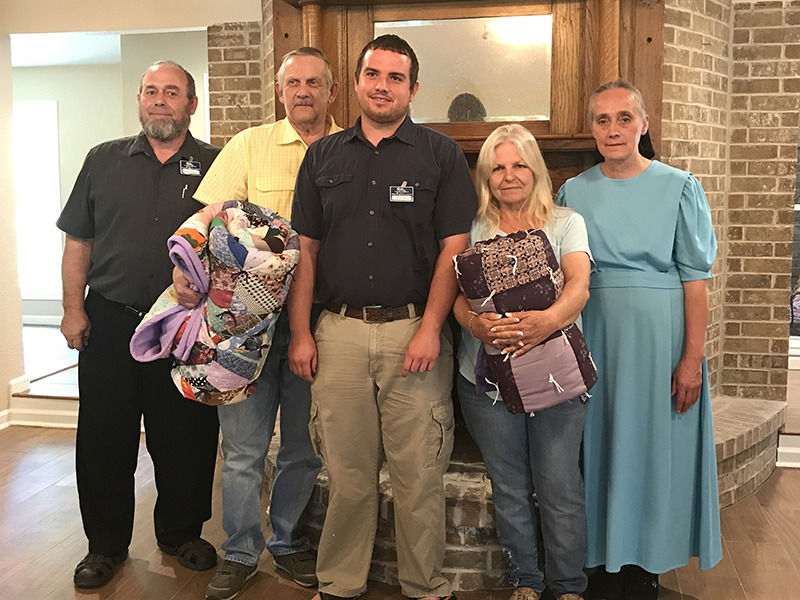 damage, Christian Aid Ministries