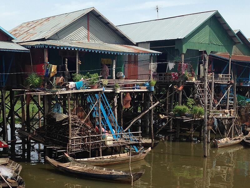 Cambodia, Christian Aid Ministries