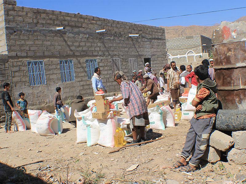 Yemen's, Christian Aid Ministries