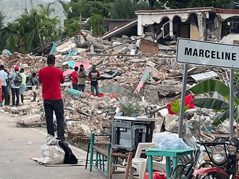 Haiti Earthquake, Christian Aid Ministries